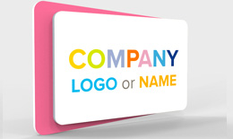 Company Sign Foamex Double