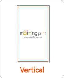 Morningprint clear plastic business cards business cards reheart Choice Image