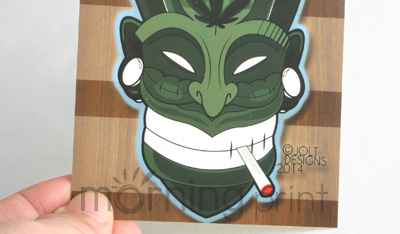 Glossy Coated Sticker_2