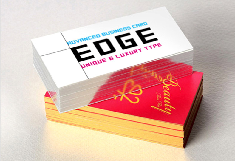 Gold Edge Business Cards_2