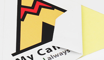 Custom Made Stickers, Premium Stickers - Variety Usage