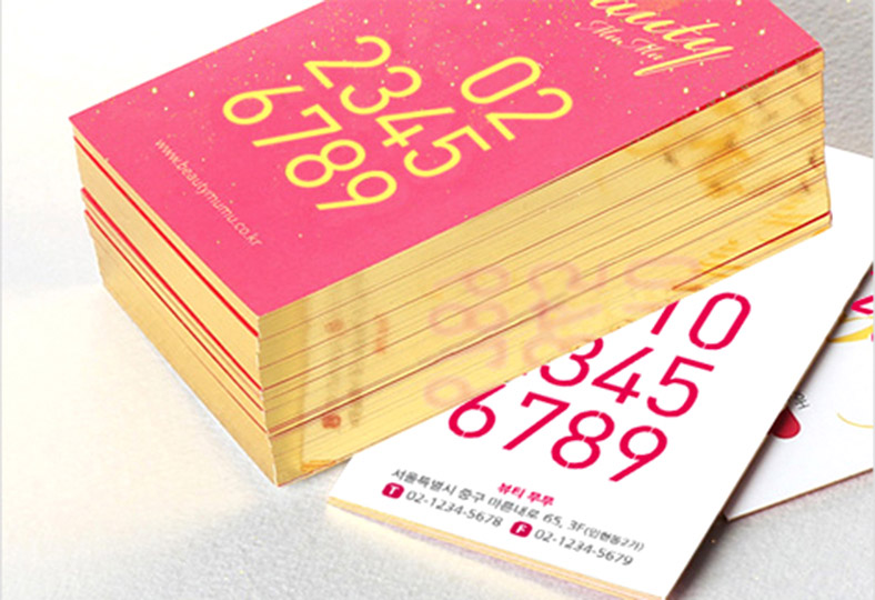 Gold Edge Business Cards_1